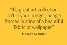 Design Quotes / Quotes and sayings