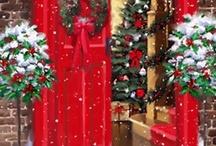 Christmas / Christmas decorating ideas.
