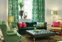 Emerald Green - 2013 Pantone Color of the Year / Emerald green is Pantone Color of the Year for 2013.