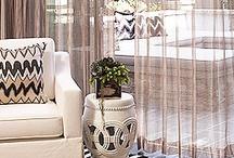 Sheers / Sheer fabrics for window treatments.