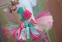 Lily's 1st / Lil's birthday ideas / by Chelsea Nesmith