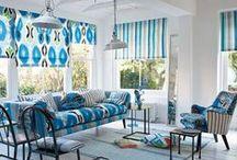 Roman Shades / Romans shades | window treatment ideas