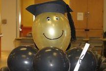 Senior Gratuation Party ideas / by Dana Blankenship