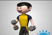 Facilito Fitness / Consejo de Salud y Ejercicios para la vida