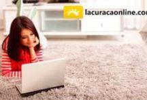Visita lacuracaonline.com / Encuentra la información que te facilitará realizar el proceso de compra en nuestra tienda virtual lacuracaonline.com
