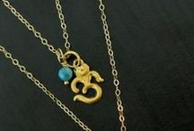 Yoga Inspired Jewelry / Be inspired by the spirit of our handmade Yoga jewelry!