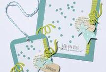 Super c'est ton anniversaire #4enSCRAP / Les créations de l'équipe créative