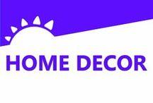 Home Decor / aquí encontraras Tips para decorar, cosas que puedes hacer tu mismo y lo último en tendencias en muebles y electrodomésticos del hogar.