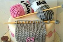 Yarn Cake / by Commonthread by DMC