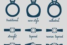 For Him: Before You Propose / Tips for planning the perfect proposal! Details on choosing the perfect ring
