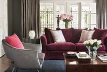 Marsala - 2015 Color of the Year / Marsala is a rich wine color.