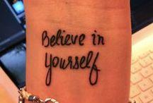 tattoos / i love tattoos ^^