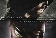 Arrow and Flash / and ANOTHER two of my faves <3