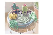 CROCHET - Projects & Patterns / by Commonthread by DMC