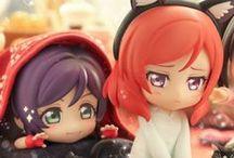Anime/Manga figures