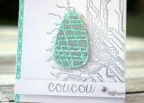 Tampons de fond #4enSCRAP / Les créations de l'Equipe Créative