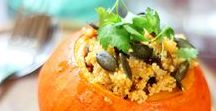 Herbstrezepte  Kürbis / Rezepte mit Kürbis, ideal für den Herbst