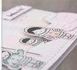 Rester bien au chaud & Les pentes enneigées #4enSCRAP / Les créations de l'Equipe Créative