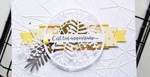 Classeurs d'embossage #4enSCRAP / Les créations de l'équipe créative