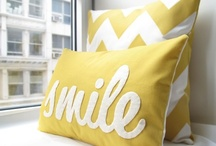 Pillow Love / Because your couches need company ;) / by Lolly Jane {lollyjane.com}