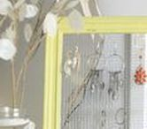 Jewelry Storage / Lots of ways to keep your bling organized!