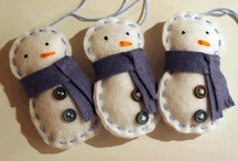 CRAFTING: Christmas Ornaments
