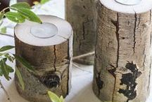 Craft: Candlesticks / So many uses for candlesticks OTHER than using for candles! / by Lolly Jane {lollyjane.com}