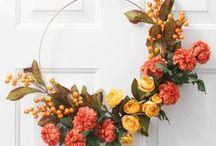 Fall/Autumn Ideas / All things fall & autumn.