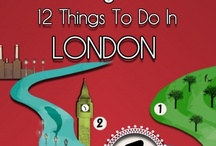 My Destination London / City folks and fancy things