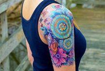{.tattoos.} / by Jessica Thweatt