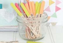 Summer Boredom Busters / Ideas to keep those kiddos busy and off the tv during those long summer months!