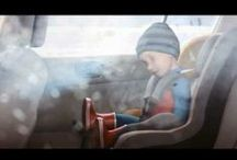 Videos & crash-tests / Rear-facing is FIVE times safer than forward-facing for kids under 4.  Please share these videos.