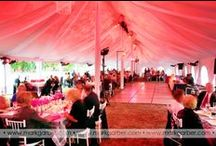 Prime Time Tents / Tents and Tent Decor by Prime Time Party Rental