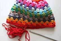 Crochet Crazy / by Debbie Laux-Brown