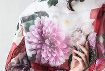 ♦ Fleurs Masculines / http://fleursmasculines.tumblr.com/ Des hommes et des fleurs, furs with flowers