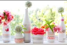 Craft: Washi Tape / Washi tape is fun! Tons of ideas of what to do with this cute fad!