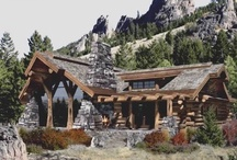 Log House Architecture