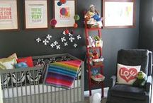 Baby Rooms / by Caty Miller