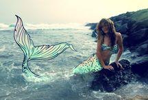 Lustrous Mermaids / by Laura Gil