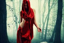 Red Ridding hood / by Laura Gil