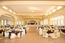Venue: The Schindler Banquet Center / Filled with plenty of beautiful natural light, The Schindler Center can host up to 650 guests.