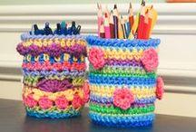 FIBER ARTS: Crochet