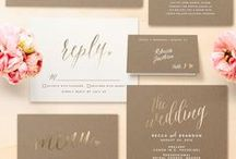 Paper Pretties / Paper and anything related to paper for invites and more!
