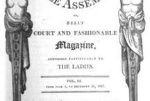 Regency Publications / Newspaper and magazine publications of Georgian and Regency Britain.