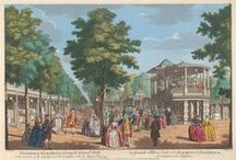 Regency Pleasure Gardens / The pleasure gardens of the Georgian and Regency periods. (For all other London gardens, see Parks/Monuments. For tea gardens see Pubs/Taverns/Coffee Houses/Tea Gardens.)