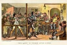 Regency Police/Detectives / The Watch, Bow Street Runners, Thames Police etc... during the Regency era. Crime detection and arrest methods. Includes uniforms and weapons. For specific court cases and general info about crime and punishment see Regency/Crime/Punishment.