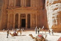 Middle East: Travel Ideas / Articles about neat places in the Middle East I'd be interested in exploring.