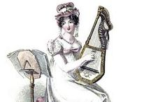 Regency Music/Opera / The music and instruments of the Georgian and Regency periods. Includes opera.