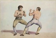 Regency Boxing / The sport of boxing in the Georgian and Regency periods.