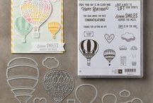Lift Me Up Bundle / Buy the Lift Me Up Bundle from Stampin' Up! here: https://www.stampinup.com